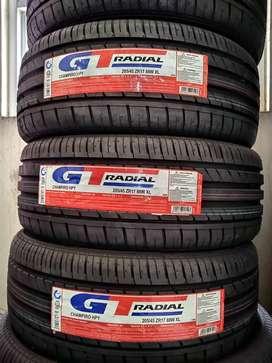Ban mobil Yaris ukuran 205/45 R17 merk GT radial champiro HPY