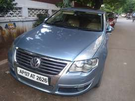 Volkswagen Passat 2008 Diesel Good Condition