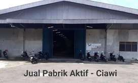 PABRIK FOLDING GATE. DI BOGOR MASIH AKTIF.