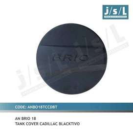 Tank Cover All New BRIO Cadillac Hitam // KIKIM VARIASI