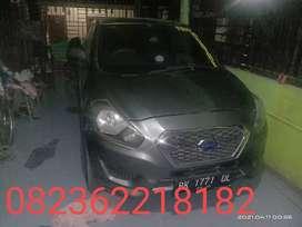 Rental mobil Datsun go+panca 3 baris