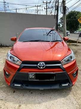 Toyota Yaris 2015 tipe TRD sportivo 1.5 A/T km 41rb