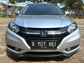 HRV 1.5 AT 2015 Silver Super Istimewa bisatt Freed CRV BRV innova 2016