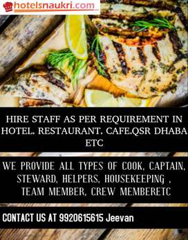 LOOKING FOR STAFF? CAN CONTACT US :