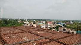 Flat in front of B.C.Roy Engineering College, Fulljhor