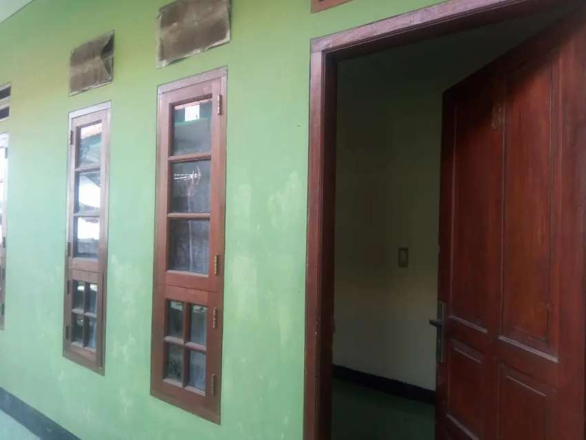 Disewakan rumah di belakang SD Muhamadiyah Sayati