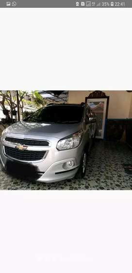 Chevrolet Spin LTZ Limited Edition 2014