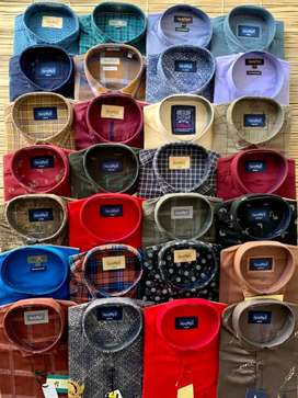 Bangladesh stocks shirting wholesale