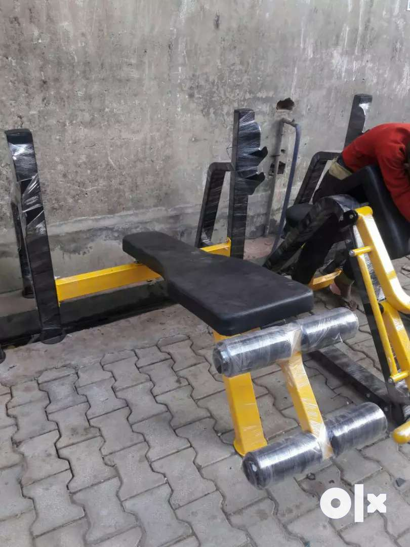 Full gym set up 0