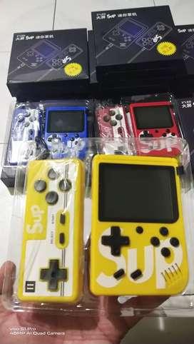 Game box Nintendo + stick 2 player