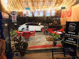 Fast food cafe available on thaika