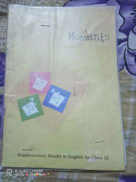 Beehive and moments book for class 9