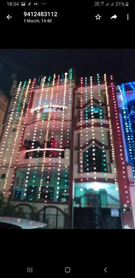 House in mansarovar colony delhi road mbd