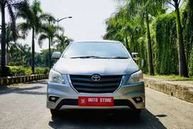 Toyota Innova 2.5 GX 8 STR, 2015, Diesel