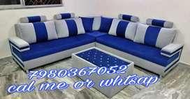 Brand new 5 seater sofa at workshop price