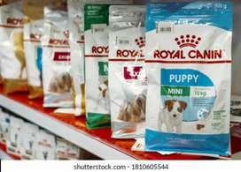 Pet food and accessories
