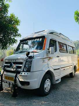 Tempo traveller availble for trips not for sale