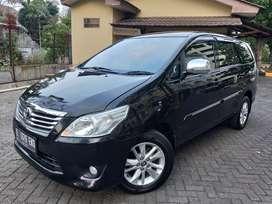 Toyota innova Diesel G AT 2012 Istimewah