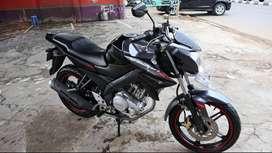 Yamaha Vixion 2014 KM rendah, mulus