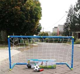 Mainan anak sepak bola gawang
