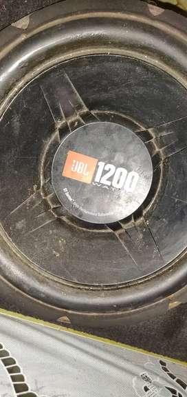 JBL WOOFER 1200 WATTS (Urgent Sell)