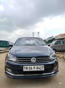 Volkswagen Vento Highline Diesel, 2015, Diesel