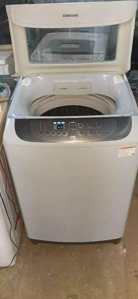 Bismillah dijual mesin cuci samsung 11kg. Normal jaya