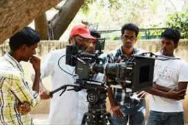 Required for smart fresher male/ female for Hindi films