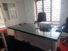 800sqft fully furnished office space for rent-Vazhuthacaud, Trivandrum