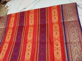 Tanti saree full body work
