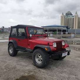 JEEP WILLYS 1986