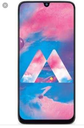 Samsung m30 4gb ram 64 gb