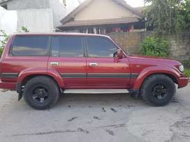 Land Cruiser '95 24 valve vx limited