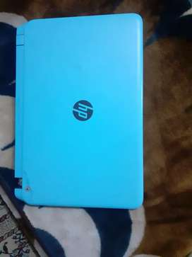 Hp core i5 5th gen 8gb laptop condition 6/10