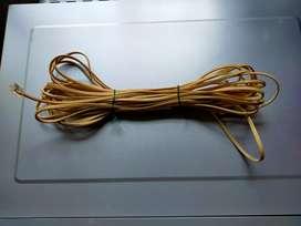 Kabel telepon 10 m