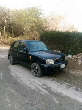 Nissan March 2002 rgs2013