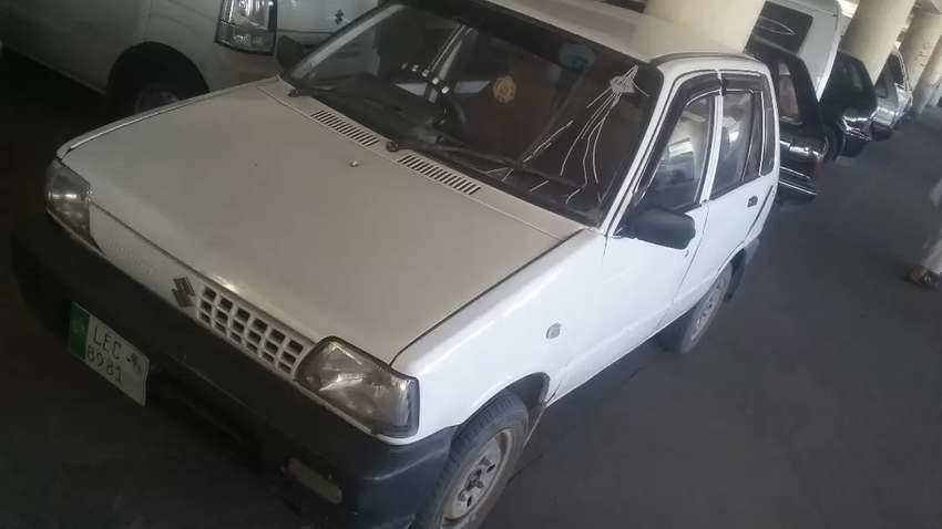 hi I'm selling my mehran car. 0