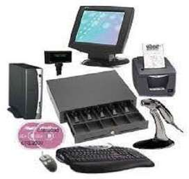 Pos (point of sale Billing software) & Hardware Available for pharmacy