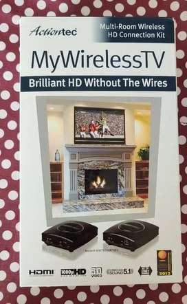 ACTIONTEC WIRELSS HDMI TRANSMITTER