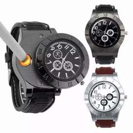 Korek api jam tangan slide elektrik