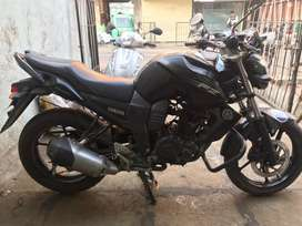Yamaha fz bike