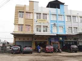 Dijual 1 Unit Ruko 3 Lantai di Jl. Kol. H. Burlian Km.10 Palembang