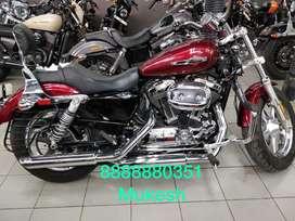 Harley Davidson Custem 1200