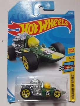 "Hot Wheels Legends Of Speed ""Head Starter"""