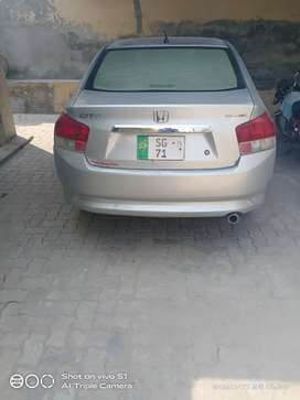 Selling my car Honda city