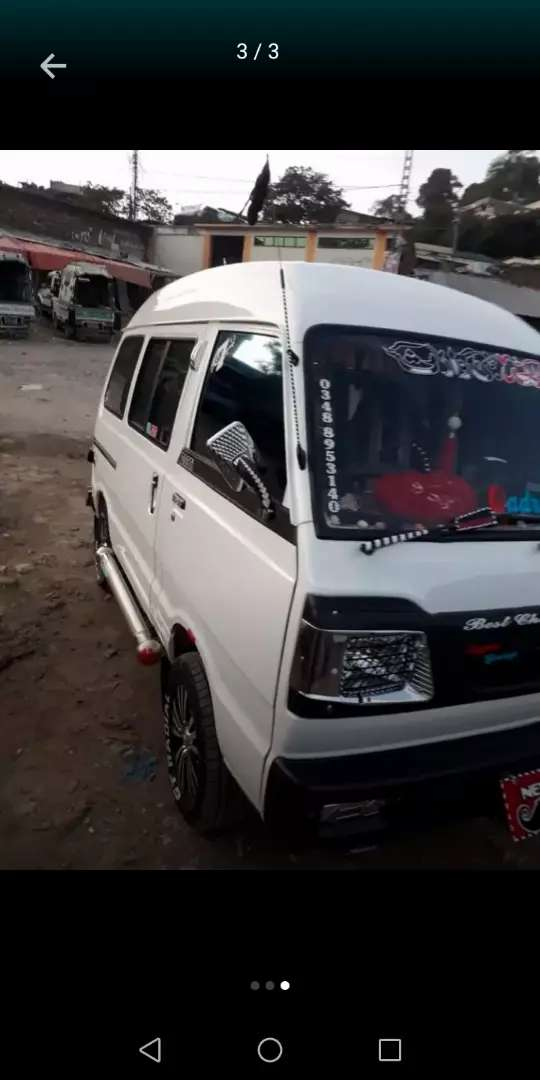 Suzki bolan available for rent with driver 0