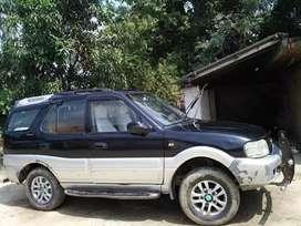 125000 Tata Safari  one hand drive good condition running condition
