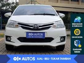 [OLX Autos] Toyota Etios  1.2 G M/T 2015 Putih