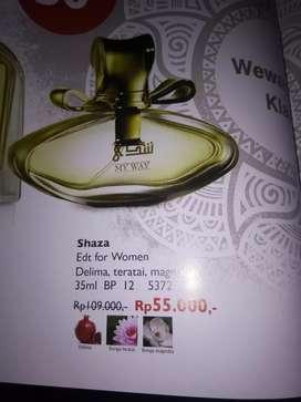 Shaza edt wanita 35 ml