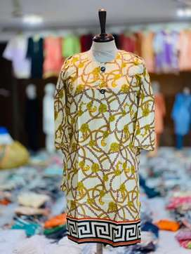 Lawn kurti summer collection 2021